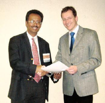 Clinical Excellence Award 2006