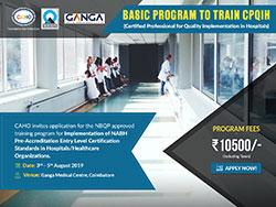 Basic Program to Train CPQIH