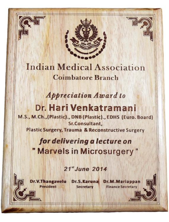 Dr V Sivanandha Oration